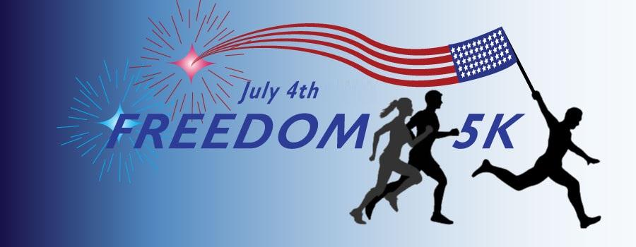 2015 Freedom 5K Logo