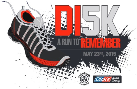 2015 Dick Inukai 5K Logo