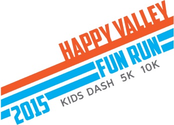 2015 Happy Valley Fun Run Logo