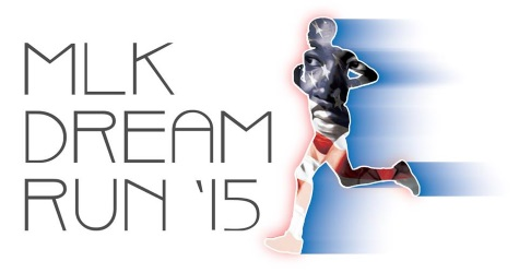 2015 MLK Dream Run Logo