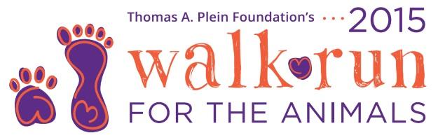 2015 SW Humane Walk\Run for the Animals 5K Logo