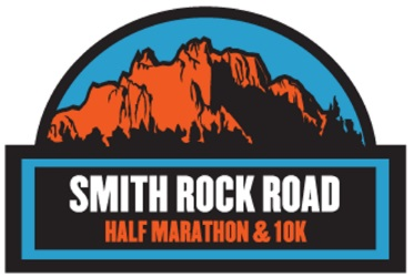 2017 Smith Rock Road Half Marathon 10K Logo