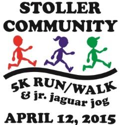 2015 Stoller Community 5K Logo