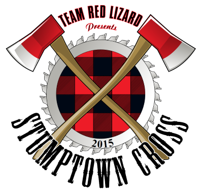 2015 Stumptown XC Race #1 Portland Meadows 5K Logo