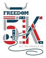 2018 Freedom 5K Logo