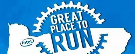 2017 Intel Great Place to Run \ Urban Clash Games Logo
