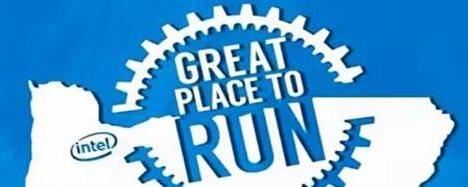 2017 Intel Great Place to Run \ Urban Clash Games Logo