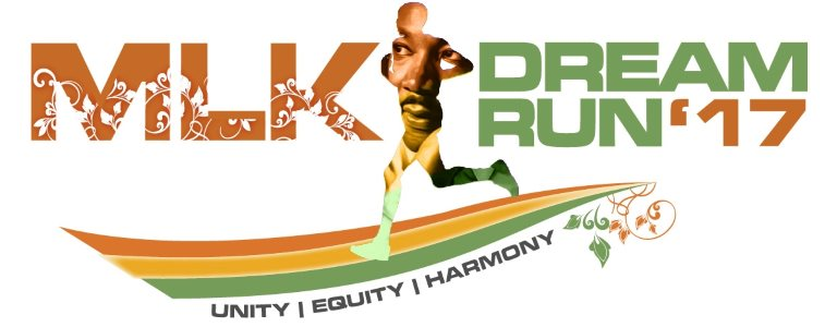 2017 MLK Dream Run Logo