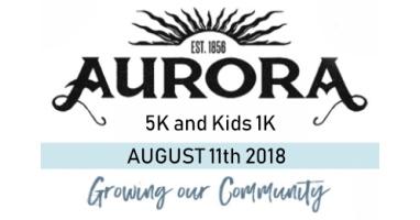 2018 Aurora Colony Days Logo