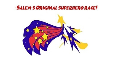 2018 Community Action Superhero Dash Logo