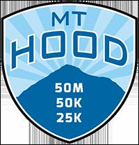 2018 Mt Hood 50K 25K Logo