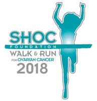 2018 14th Annual SHOC Walk & Run for Ovarian Cancer Logo