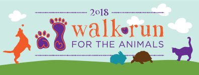 2018 SW Humane Walk\Run for the Animals 5K Logo
