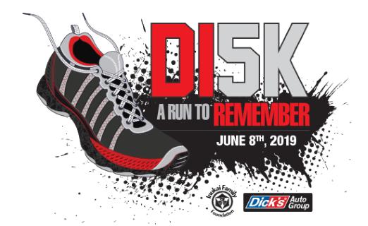 2019 Dick Inukai 5K Logo