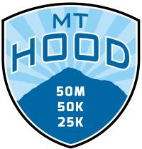2019 Mt Hood 50K 25K Logo