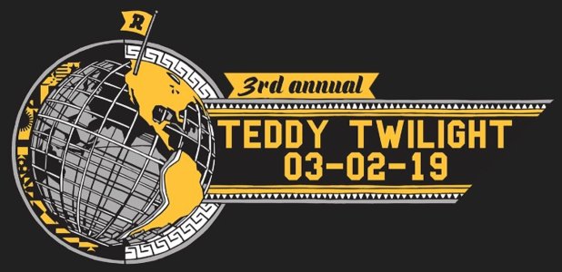 2019 Teddy Twilight Logo