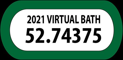 2021 BATH Half Marathon Logo