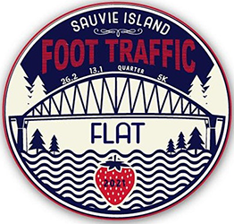 2021 Flat Half Logo