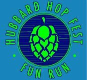 2017 Hubbard Hop Fest Fun Run 5K 10K Logo