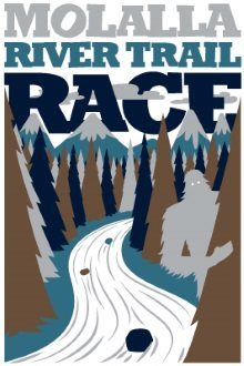 2017 Molalla River Trail Race Logo