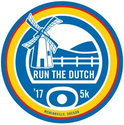 2017 Run The Dutch Logo