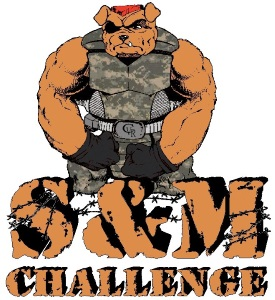 2015 Sand and Misery Challenge Logo