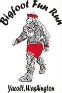 2019 Bigfoot Fun Run Logo