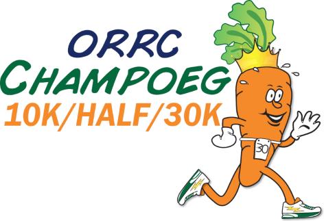2018 Champoeg 10K/Half/30K Logo