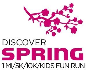 2016 Discover Spring Logo