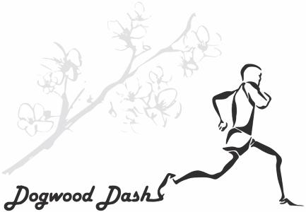 2016 Dogwood Dash 5K Logo