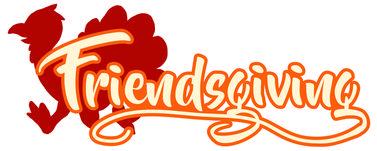 2019 Friendsgiving Logo