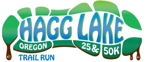 2019 Hagg Lake Trail Runs Logo