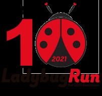 2021 Lady Bug Run Logo