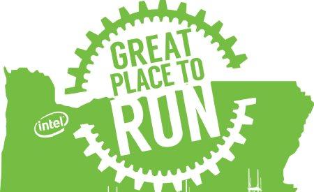 2016 Intel Great Place to Run \ Urban Clash Games Logo