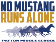 2017 No Mustang Runs Alone Logo