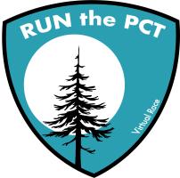 2021 Run the Pacific Crest Trail Logo